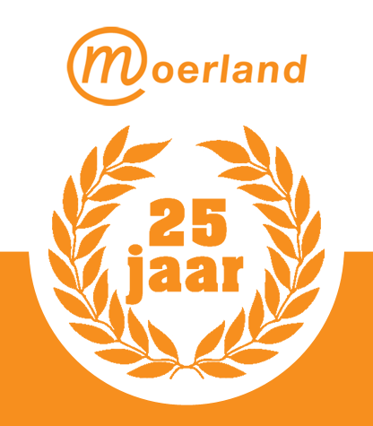 25 jaar bestaan moerland